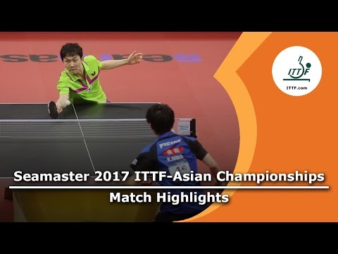Thumbnail: 2017 Asian Championships Highlights: Koki Niwa vs Jeong Sangeun (1/2)