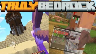 The Heartbreak Adventurer - Truly Bedrock - S1 E5 - Minecraft SMP [1.11]