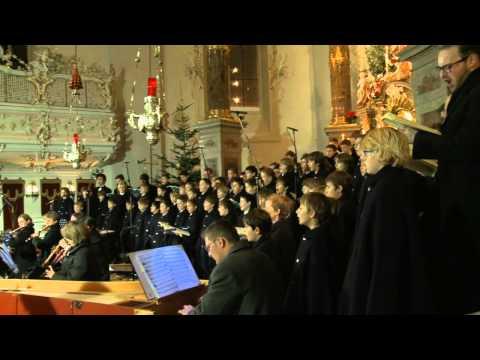 Ehre sei Gott (WO, Bach) Wiltener Sängerknaben, Johannes Stecher, Academia Jacobus Stainer