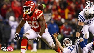 Justin Houston Signs With The Colts