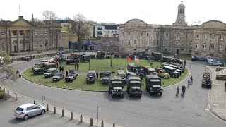 York Military Vehicle Trust Crank Up