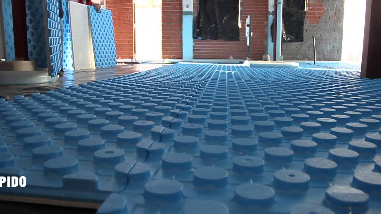 Suelo radiante de polytherm fabricante de suelo radiante for Suelo radiante refrescante opiniones
