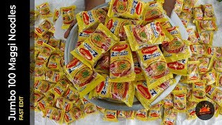 [RECIPE] Great Cooking with 100 MAGGI NOODLES!!!   FAST EDIT