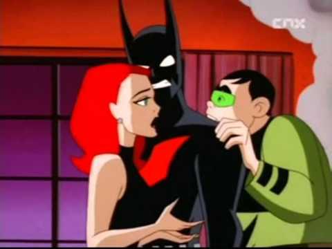 batman beyond terry's friend dates a robot funny 1