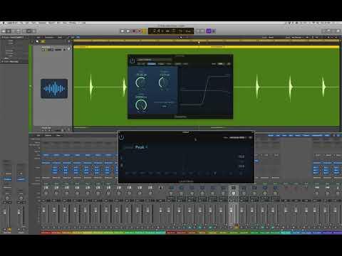 Processing Recorded Drum Machines (Prod-Cast Video Tutorial)