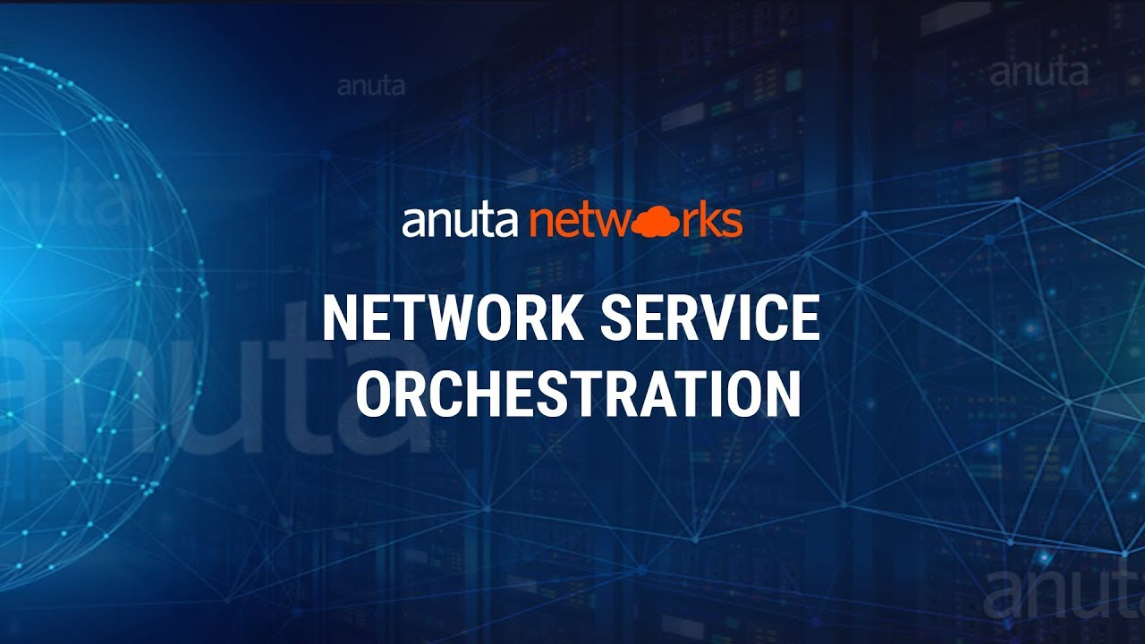 Network Service Orchestration | NSO