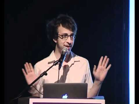 "#140conf Tel Aviv 2011: Yoni Bloch, ""Spotlight on: Artists and Social Media - Storytelling"""