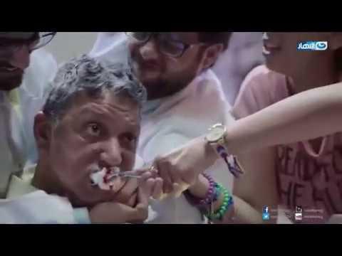 البلاتوه |  أوبا جيت على الجرح يا أحمد يا امين ..وده سر خوفنا من دكاترة الأسنان
