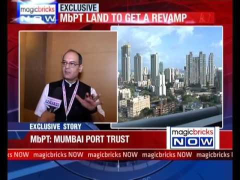 150-acre Mumbai Port Trust land set to get a makeover- The Property News
