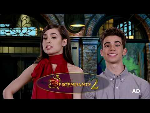 Disney Channel's Descendants 2 and You Sweepstakes with Best Western