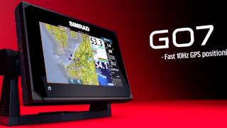 simrad go7 launch video simrad s new go7 touchscreen chartplotter and navigation system combines an
