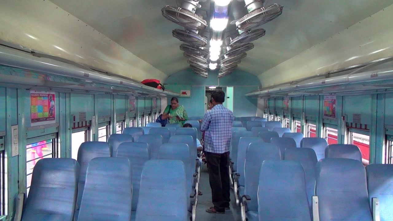 Exclusive Coverage Of Newly Upgraded Superfast Karnavati Express