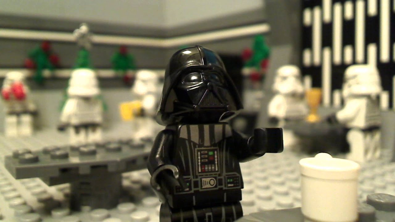 Lego Star Wars Christmas Special 2015 Youtube