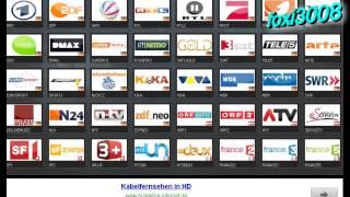RTL, ProSieben usw. LIVE im Internet schauen..... LINKTIPPS #1