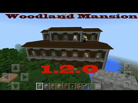Seed Rumah Mewah Woodland Mansion Youtube