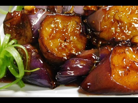Best way to make homemade noodles chinese eggplant