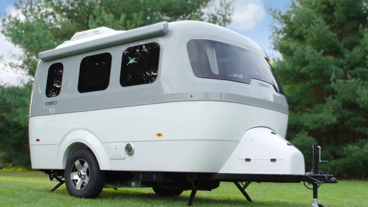 Airstream Launches Fiberglass Travel Trailer Perfect for