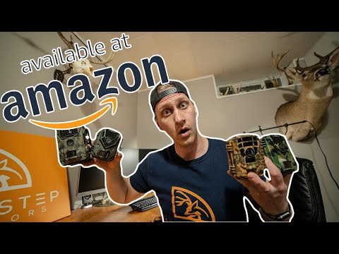 4 Cheap Trail Cameras On Amazon - FULL REVIEW