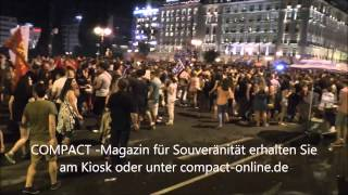 Griechenland: Die Nacht des Nein