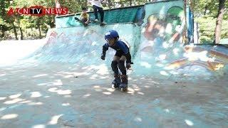 အသက်အငယ်ဆုံး မြန်မာ့လက်ရွေးစင် စကိတ်အားကစား သမားတွေ