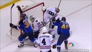 Best 2013-2014 Blues Playoffs Goals