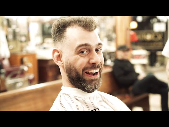 CUT & GROOM The Scumpadour: tips & tricks by Milky the Barber