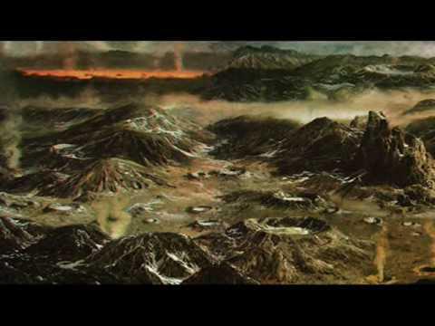 Art by Zdenek Burian Precambrian and Paleozoic YouTube