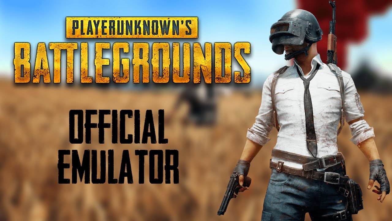Official Pubg Mobile Gameplay: PUBG Official Emulator For PC
