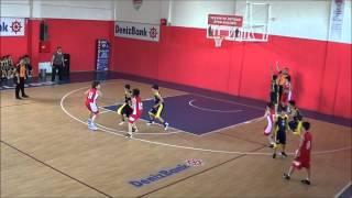 Kızıltoprak - FB Ataşehir [Minikler] basketbol karşılaşması