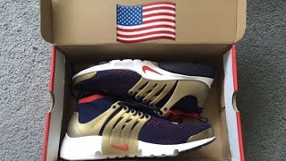 Nike Air Presto Ultra Flynit Olympic Unboxing