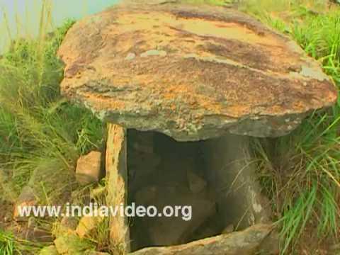 Marayoor - a prehistoric site