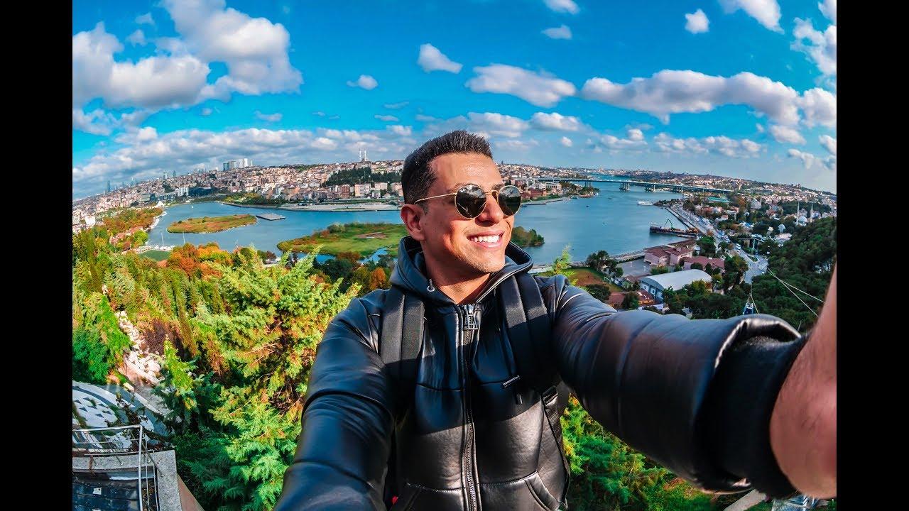VLOG 114 - خريجة فلباطو مع الوليدات في اسطنبول - AMAZING BOAT TRIP WITH WLIDATES IN ISTANBUL