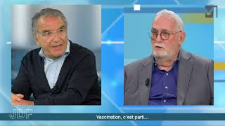 Vaccination COVID-19, c'est parti…