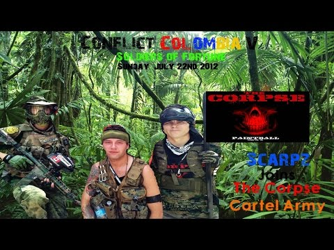 Soldiers of Fortune   Conflict Colombia with Scarpz