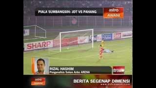 Piala Sumbangsih: JDT vs Pahang