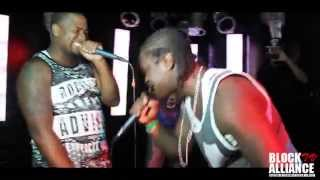 BLACC JACC PERFORMS LIVE @ JET LOUNGE IN HOUSTON,TX (JULY 10,2014)