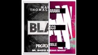 Black Disco-MakJ vs Jay Karama (Mr.Side Fun & Roman MASHUP)