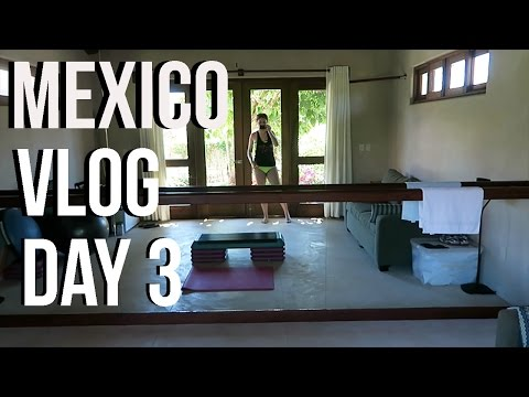 Mexico Travel Vlog Day 3 | ThinkNPink101