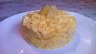 Салат из Курицы с Ананасами/Простой Салат/Быстрый Салат(Ооочень Нежный и Вкусный)