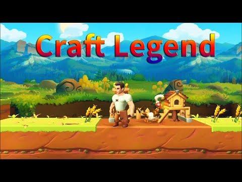 Craft Legend ( Mobile Game ) Gameplay Walkthrough Part 11