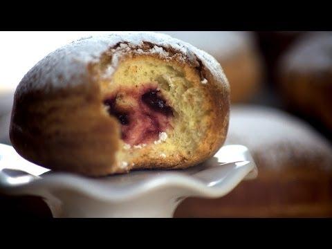 Baked Donuts - Paczki Pieczone - Recipe #140