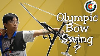 Archery | Why Do Olympic Archers Swing Their Bows?