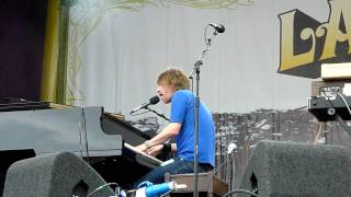 Thom Yorke - Atoms for Peace [Live @ Latitude]