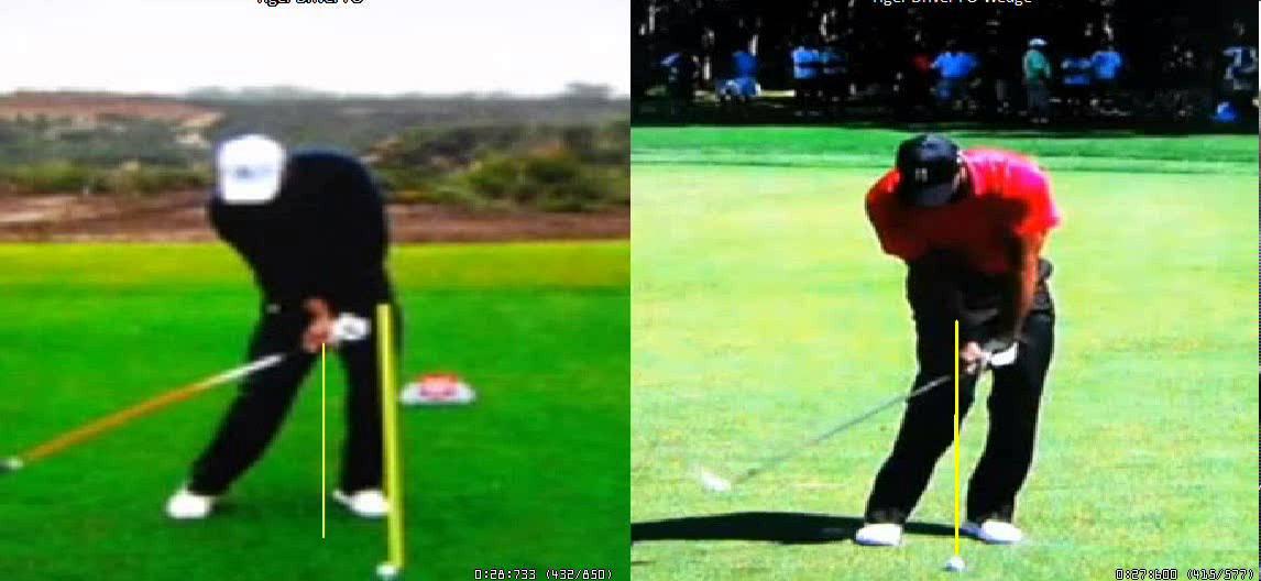 Tiger Woods 2 Iron Stinger   RotarySwing.com