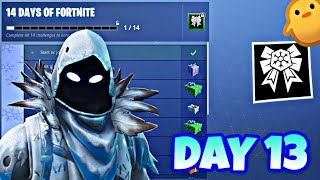 New Year In Game Event! | 14 Days Of Fortnite (Day 13 Rewards) - Fortnite Battle Royale Live!