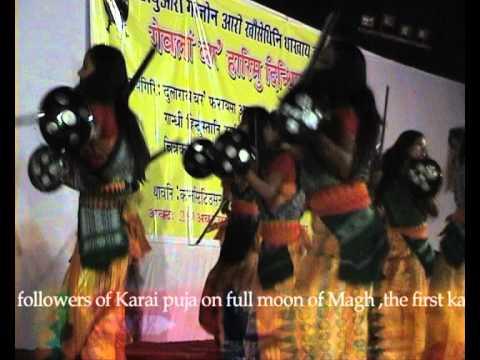 Dahal Thungri Dance of Bodos