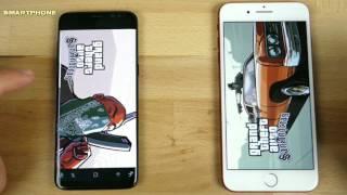 видео Samsung Galaxy S8 бьет рекорд в AnTuTu