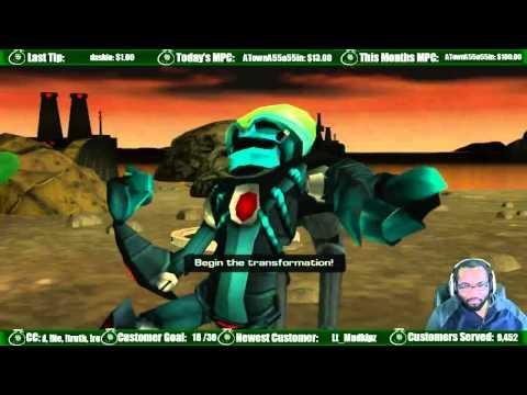 Ratchet & Clank 3: Up Your Arsenal - Part 23: Finale - Defeat Dr, Nefarious