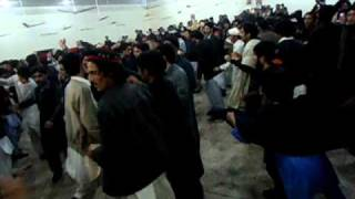 Attan Dance at Gomal University, Dera Ismail Khan, Khyber Pakhtunkhwa, Pakistan