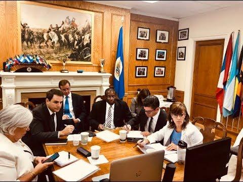 🔴 EN VIVO: Negativa Del Gobierno De Nicaragua A Ingreso De La Comisión OEA